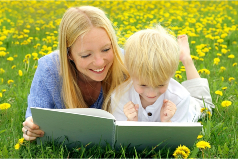 Make Children Fall In Love with Reading