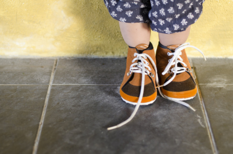 Is Your Child Ready to Wear a Pair of Shoes