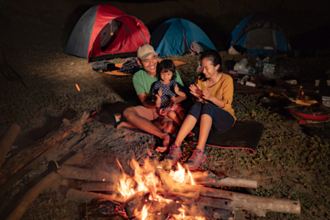 camping-is-a-fun-way-to-bond-and-experience-the-great-outdoors