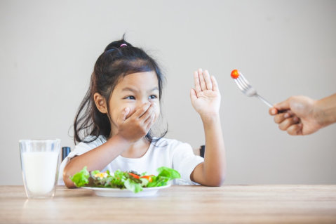 Tips to Encourage Your Child to Eat More Greens